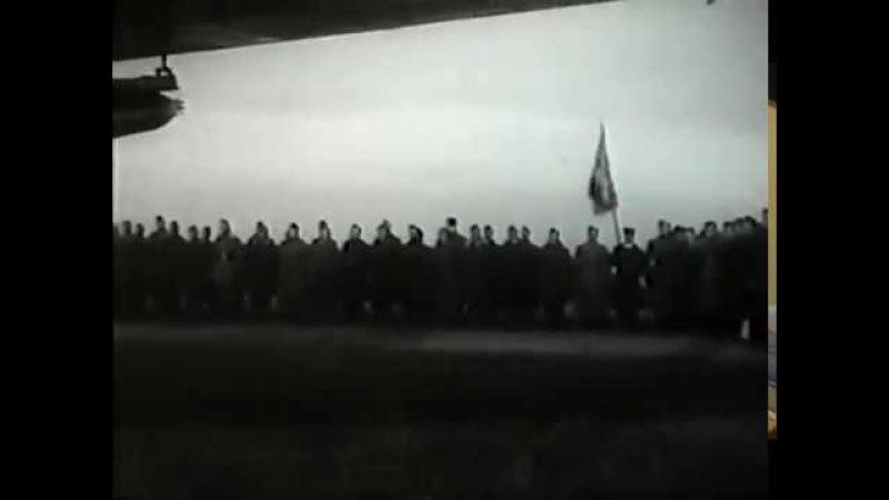 город Нестеров и поселок Чернышевское в 1944 году Военная хроника