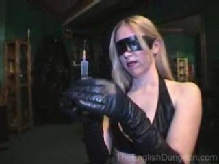 Mistress Sidonia - Erection Injection