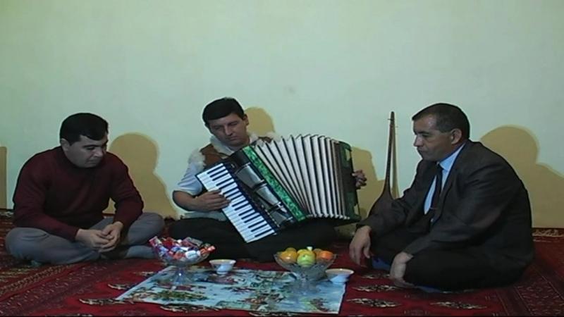 Batyr Nuryagdyyew garashyan 2017 Kerven records