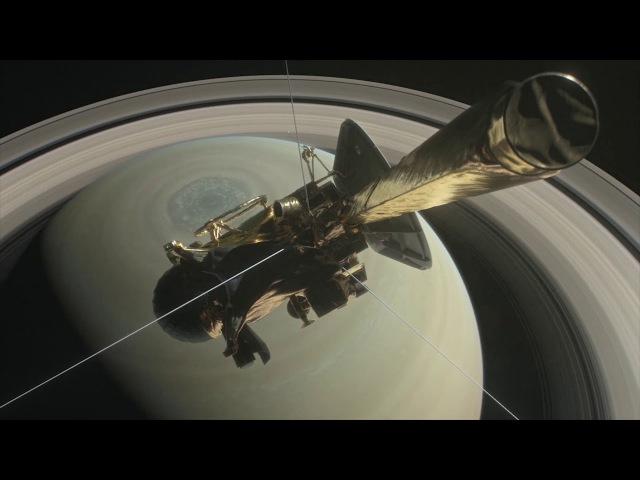 """Cassini Grand Finale I INIZIARE aka Sept 15th 2017 Cassini Grand Finale"""""""