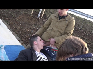 Czech gay couples 9 #gay #porn #group #extreme