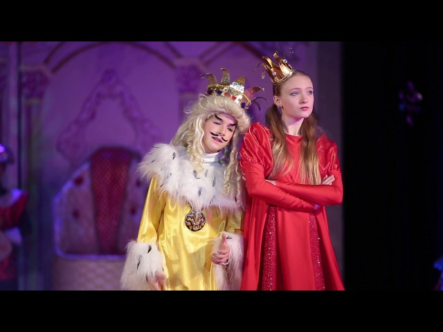 Наталія Май - Новорічний мюзикл БременSHOW