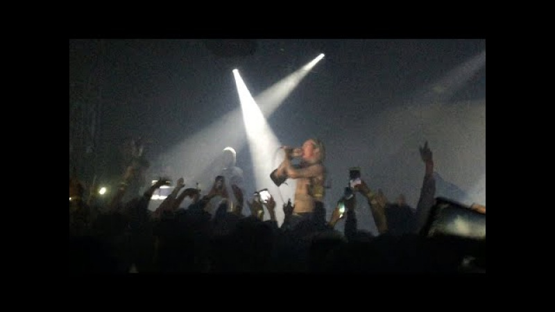 Ghostemane - Leprosy live in LA (Echoplex) 11032017