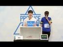 PRODUCE 101 season2 101스페셜 히든박스 미션ㅣЮ Хоён 아이원 vs Ли Чжуну 에프이엔티 161212 EP 0