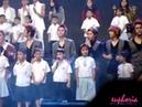 [FANCAM] Beast Kim Hyun Joong - Heal the World (KPop Meets PPop) [Live @ Araneta Coliseum 100619]