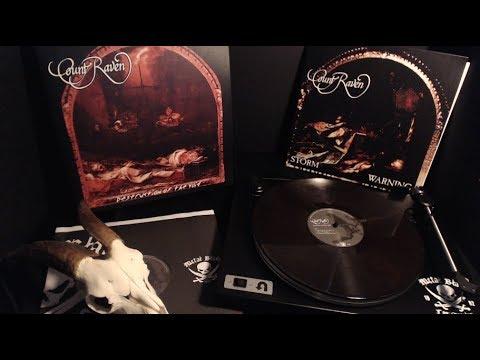 Count Raven Destruction Of The Void LP Stream