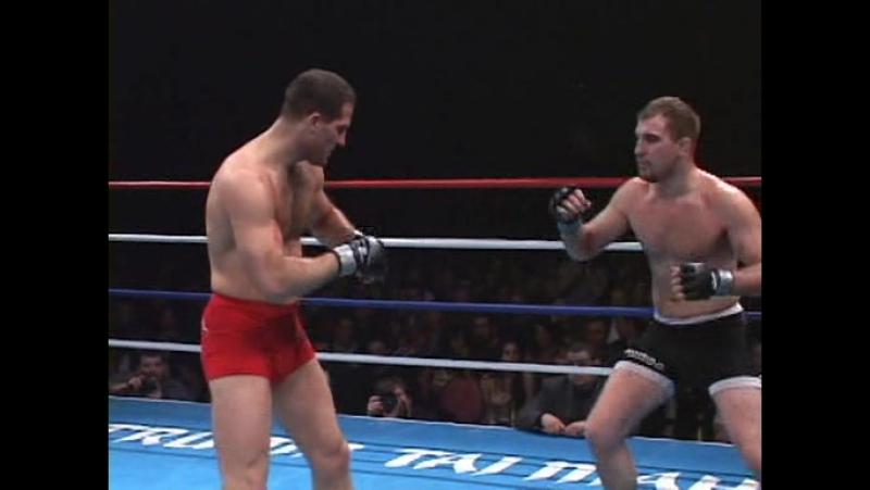 --MFC 1 Russia vs USA--от группы MMA Hero Sport music