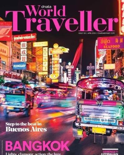 World Traveller - April 2018