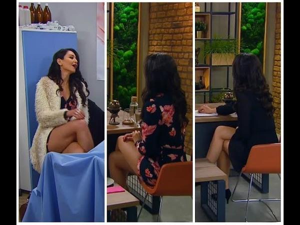 Gülin İyigün Pınar Altuğ Ultra Mini Etek İtalyan Oturuş En İddialı VİDEO