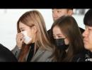 180913 JISOO, ROSE, LISA @ Incheon airport (Seoul, Korea) from John F. Kennedy airport (New York, USA)