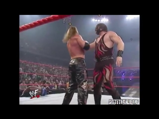 Undertaker  and Kane Vs Booker T  Test Raw