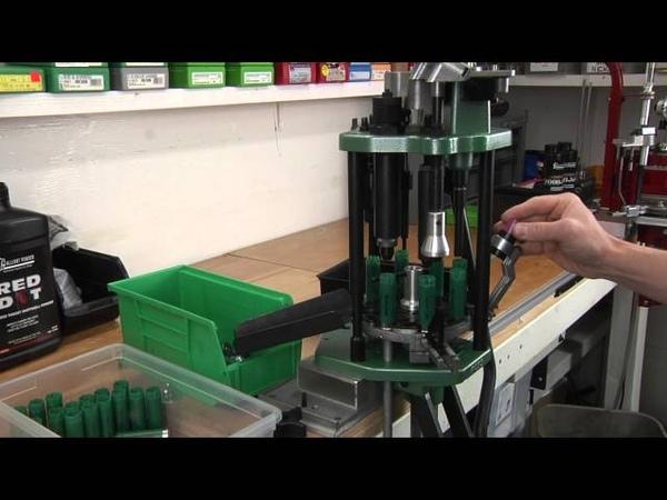 RCBS GRAND Shotshell Reloading Press Full Progressive Reloading