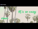Alexie Divello Peet Syntax feat. Chris L - Laugh in the sun (Lyric Video)