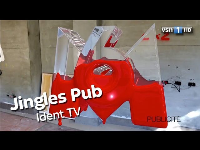 IDENT TV - Jingles M6 - Juillet Août 2014