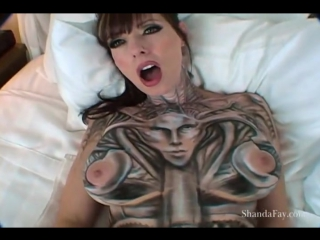 Shanda Fay BodyArt Sex - Beautiful Babes