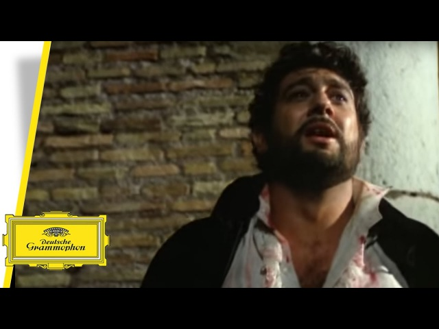 Plácido Domingo Puccini Tosca E lucevan le stelle Official Video