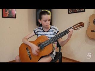 Музыкалка №1 Отчетные выступления 2 месяца занятий Июль 2017