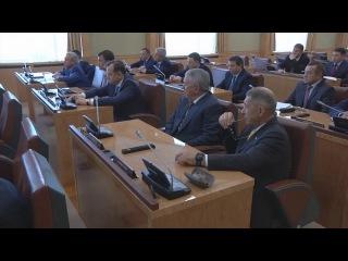 Встреча Президента Татарстана с Василием Анисимовым