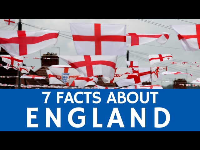 Fun Facts about England Educational Video Presentation for Kids