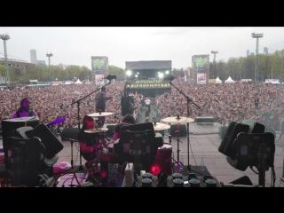 Кравц & Allj(Элджей) - Дисконнект (HIP-HOP MAYDAY 2017)