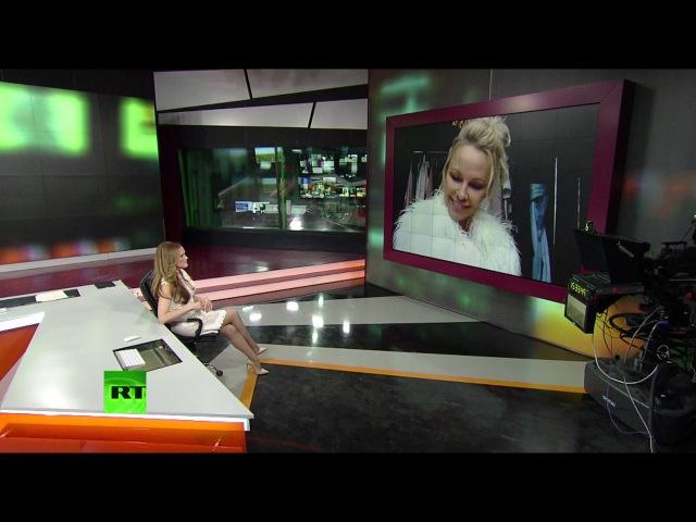 Мы создали для Меланьи Трамп нечто особенное Памела Андерсон в интервью RT