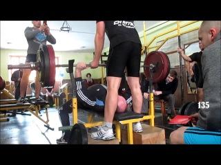 Атлет ТБ  (Atlet TV competition bench press) першість Славути з жиму лежачи