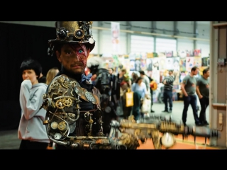 Facts comic con belgium 2017 cosplay music video lets do this!