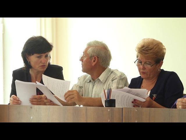 Чергове засідання виконавчого комітету Подільської міської ради