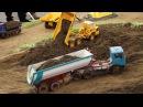 Мультик про машинки BRUDER Умные игрушки машинки экскаватор BRUDER Trucks toys