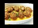 КОТЛЕТЫ В ДУХОВКЕ Нежные Лучший рецепт Meatballs in the oven