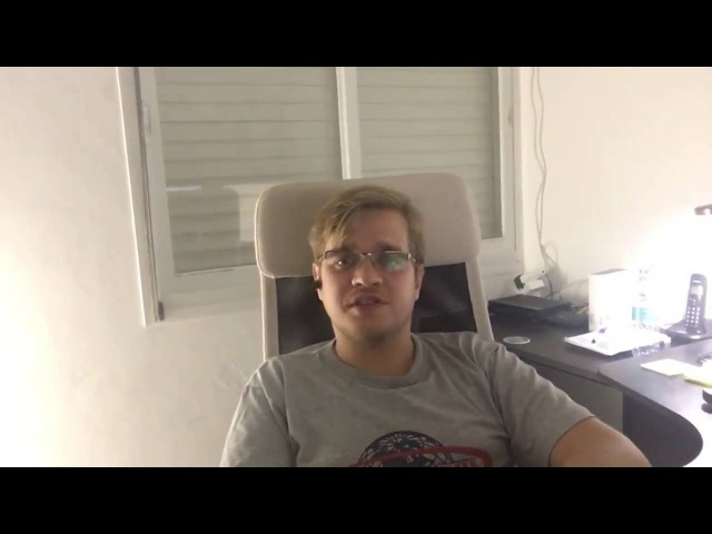 CRP Centr Погаснет ли маяк? Обращение технического директора Виталий Шифрина 15.10.16