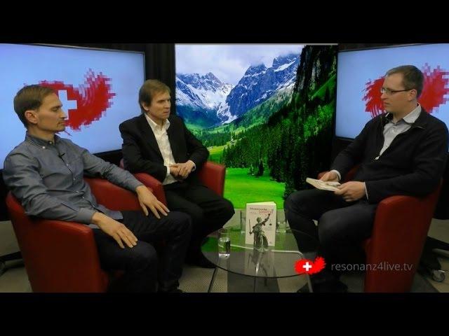 Ist das Steuerrecht wirklich ungültig?? Dr. T. Hoffmann M. Pauque bei Resonanz4Live-TV