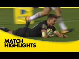 Exeter Chiefs v Leicester Tigers - Aviva Premiership Rugby 2017-18