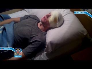 Интервью с раненным под Дебальцевом бойцом ВСУ