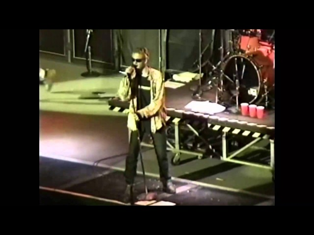 ALICE IN CHAINS 1996 GOD AM Layne's Last Show