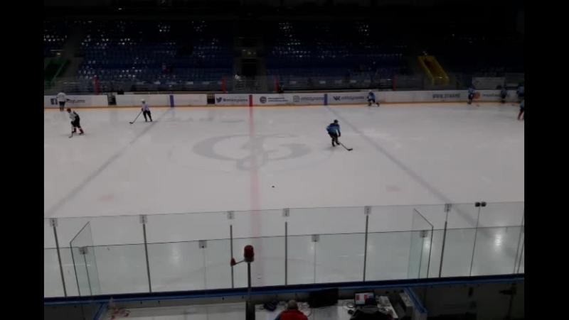 Балашихинская Хоккейная Лига ХК Ракета VS ХК Вирус