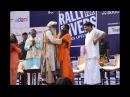 Best Moments of Sadhguru and Baba Ramdev in Haridwar with English translation