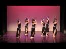 Fusion Oriental bailando Tango Oriental en Lisboa