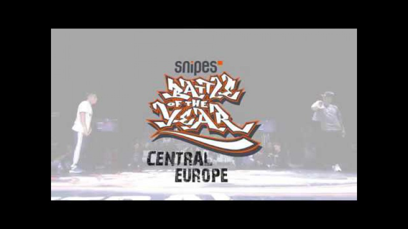 Spin vs Dosu Undisputed 1vs1 x Battle of the Year Central Europe Final