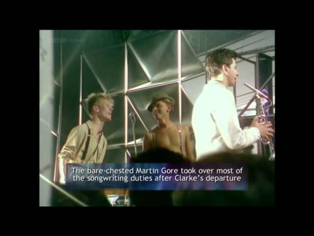 Depeche Mode Just Can't Get Enough TOTP 1981 HD