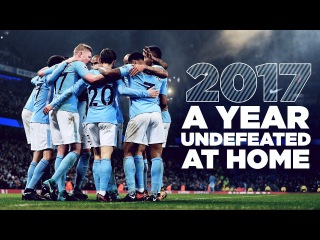 2017: A YEAR UNDEFEATED AT THE ETIHAD