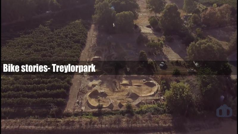 Bike stories Treylorpark