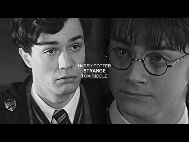 Harry Potter Tom Riddle | Strange