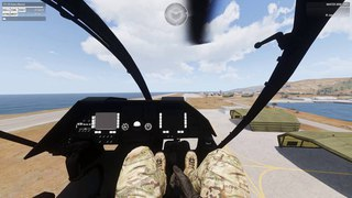 The Most Alpha Helicopter In ArmA - ADuke's OH-58A by EricJ