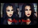 VAMPIRA maquillaje FACIL Sexy Vampire Makeup Tutorial | auroramakeup