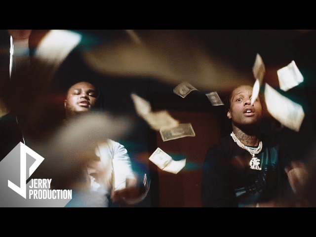 Tee Grizzley x Lil Durk Flyers Up Official Video Shot by @JerryPHD