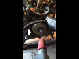 Заводка скутера после долгого простоя ABM Flash 50 139qmb