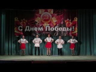 """Белорусский танец """"Лявониха"""""""