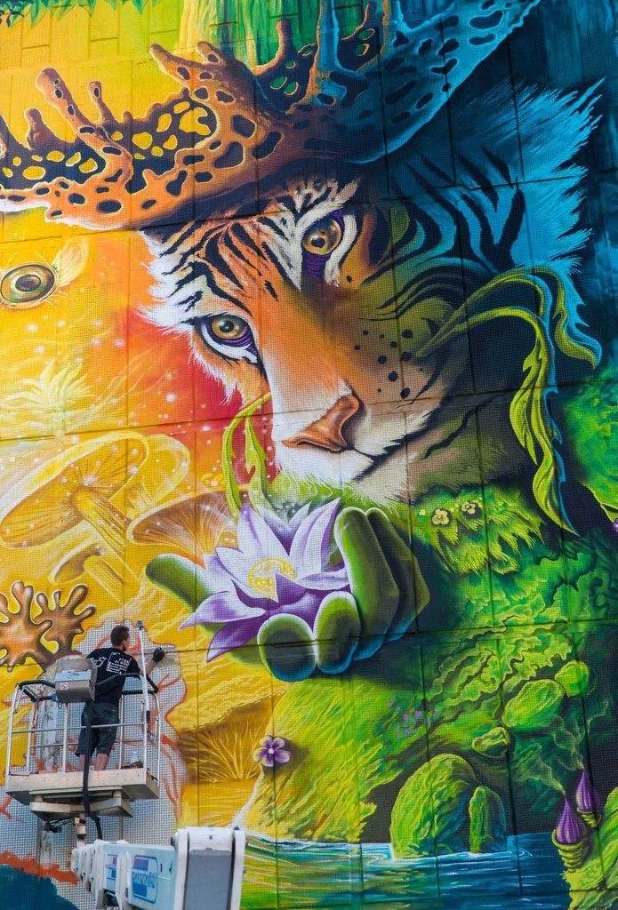Граффити Краснодара, изображение №8