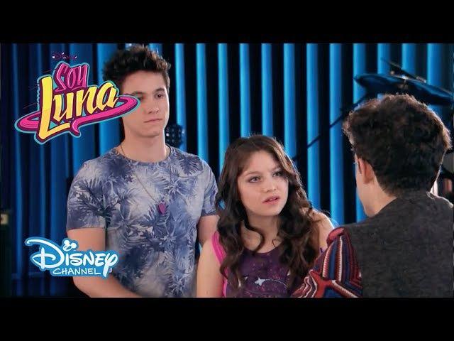 Soy Luna 2 Capitulo 47 Luna se enoja con Matteo por no ayudar a Simón
